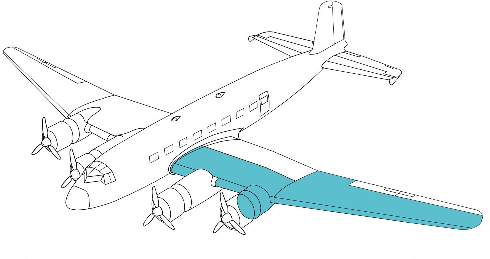 neu, Test-Zusammenbau Innenflügel li. mit Außenflügel l. markiert