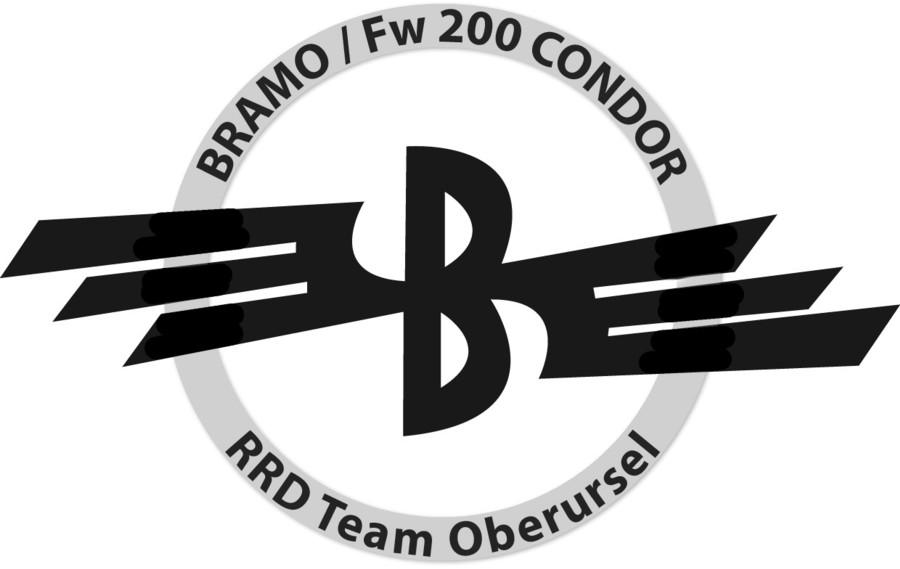 2018_Team Logo BRAMO Fw200 Condora